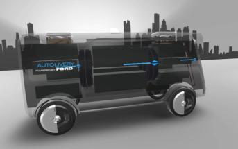 autolivery ford