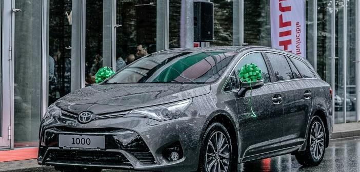 Veebruaris kasvas uute autode müük jõudsalt. Esikolmikus Toyota, Škoda ja Renault