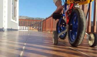 lapse jalgratas