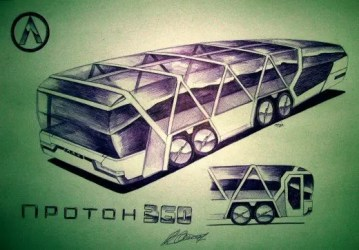 ЛАЗ-360 prototüüp