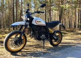 Lugeja proovisõit: Ducati Scrambler Desert Sled, lihaseline lustipill!