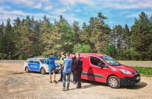 eesti liiklus