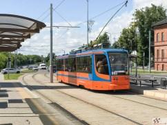 Veel üks tramm