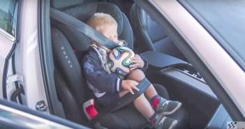 Liikenneturva ja PPA: suurimad vead laste turvavarustuse kasutamisel
