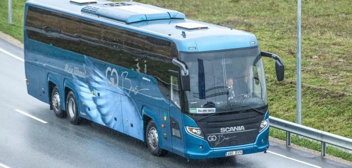 Sinilind tuleb konkurentsi pakkuma: GoBus alustab Tallinn-Tartu liinil kurseerimist