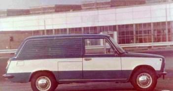 Üllatav autoajalugu: nõukogude Tesla ehk VAZ-2801 elektriauto prototüüp valmis aastal 1975