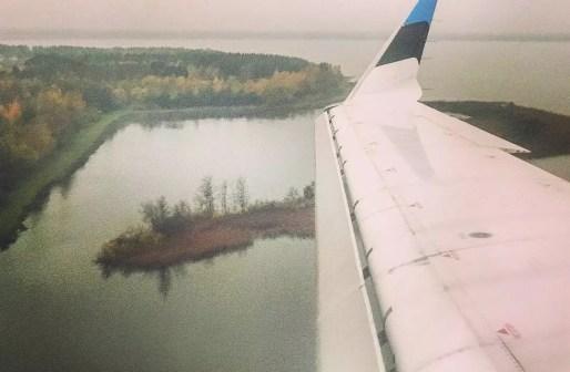 nordica tallinna lennujaama konsolideerida taevast