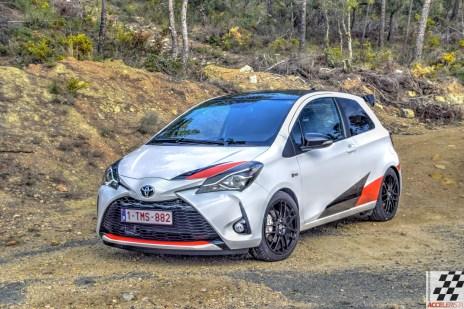 Toyota Yaris GRMN Barcelona
