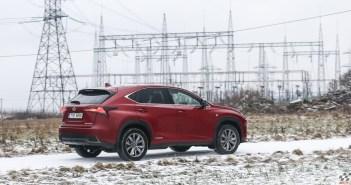 """Uuenenud Lexus NX 300h – raske on öelda """"ei"""", kui fännad isikupära"""