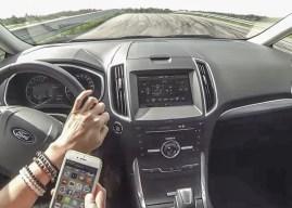 Hirmutav statistika: 72% juhtidest tunnistab, et on autoroolis mobiiltelefoni kasutanud