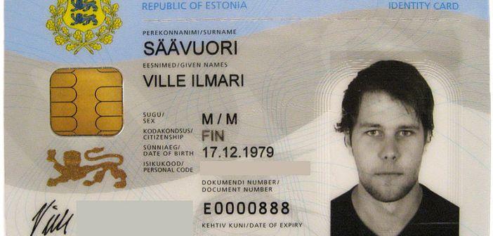 Kontrolli, kas sinu ID-kaart on turvaline! PPA vahetab välja 12 500 ID-kaarti