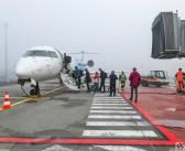 Tallinna lennujaama läbis septembris ligi poolsada tuhat reisijat