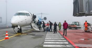 Tallinna lennujaam teenindas mullu üle 3 miljoni reisija, suurim vedaja airBaltic