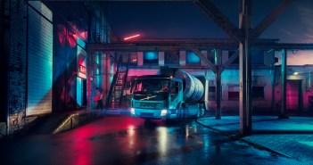 Volvo FE Electric särtsakad prügiveoautod jõuavad Hamburgi tänavatele