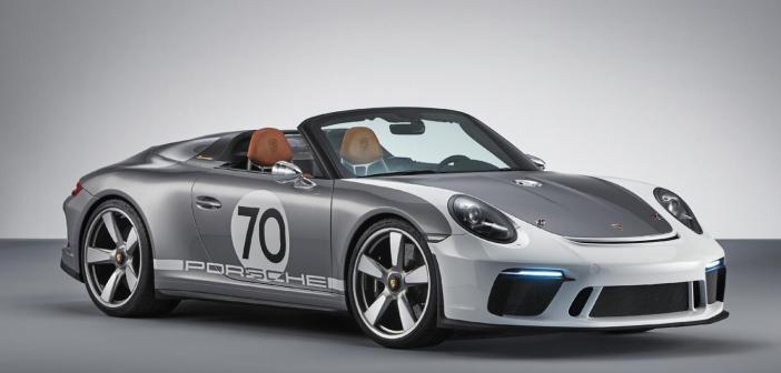 Goodwoodi festivalil saab näha Porsche 911 Speedster ideeautot