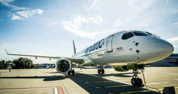 Paavst lendab Baltimaade viisiidile airBalticu Airbus A220-300 lennukiga