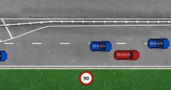 Segadusseajav liiklusülesanne nr.9: kuidas liigelda õigesti 2+1 maanteel?