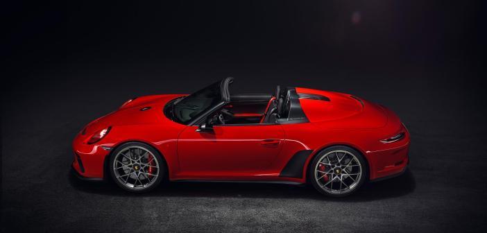 Otse Pariisist: askeetlikem Porsche 911 Speedster jõuab seeriatootmisse