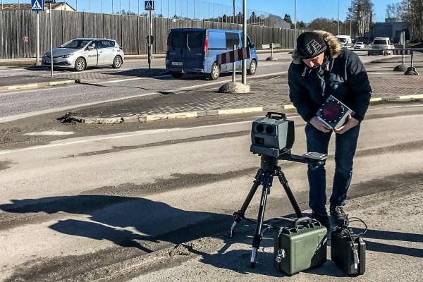 Politsei katsetab mobiilseid kiiruskaameraid: vaata, kuidas mõõtmine käib!