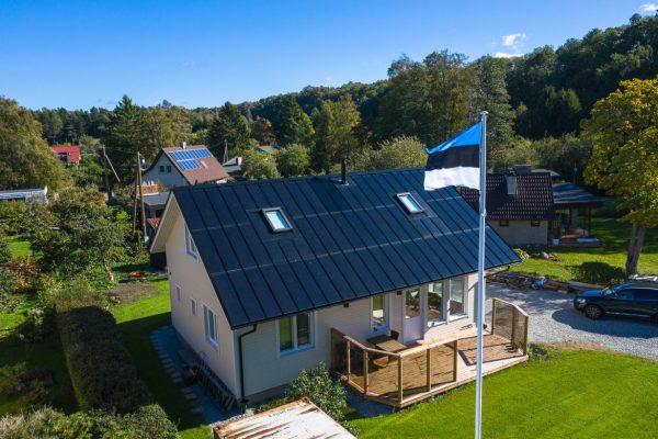 Roofit.solar päikesekatused pääsesid Eestit rahvusvahelisel konkursil esindama