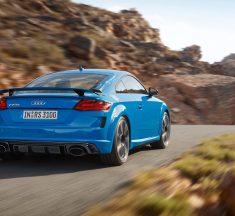See on nüüd kindel: legendaarne Audi TT lõpetab, et teha teed elektriautodele