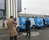 Viis elektriautot ja kiirlaadijad: Elektrilevi maalib Eesti Energia nägu rohelisemaks