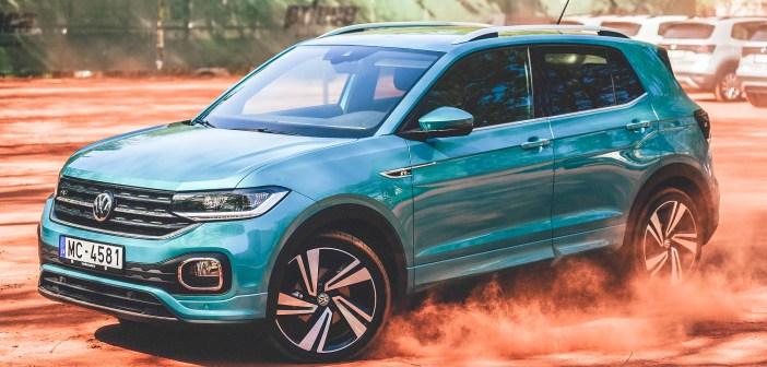 Pilk peale, käsi külge: Volkswagen T-Cross, mudelivaliku trenditeadlik pesamuna