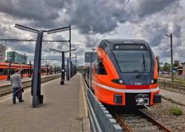 Elron piirab suveperioodil teiste reisijate huvides jalgrataste transporti