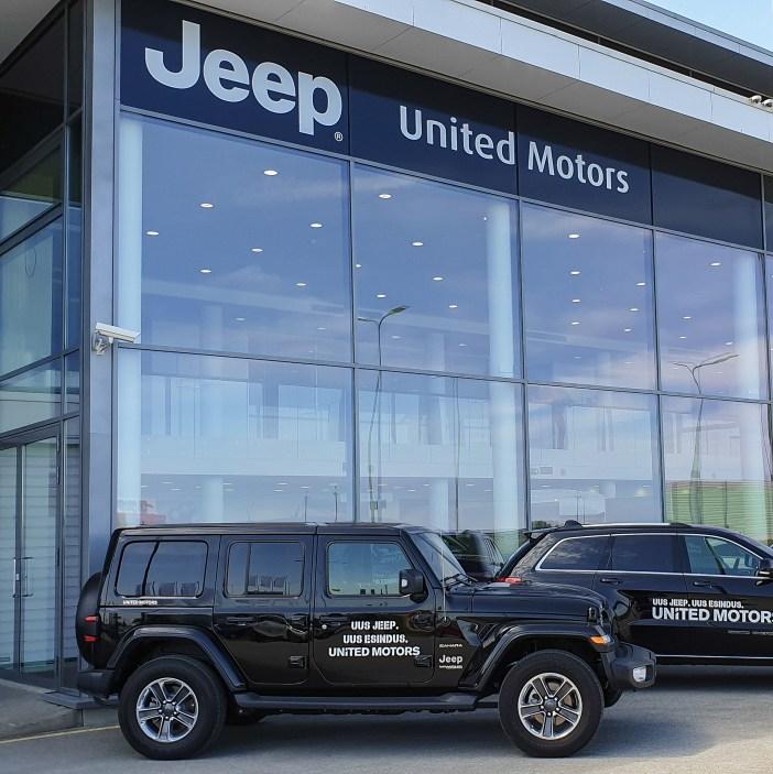 united motors jeep