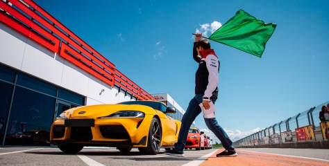 GALERII: Suur Toyota Gazoo Racingu rajapäev Audru auto24ringil