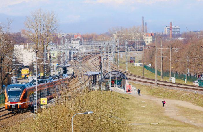 kergliiklus raudtee