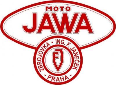 JAWA vana logo