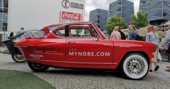 Kas saame kodumaise elektrisõiduki? Eesti NOBEdaim auto ootab investoreid