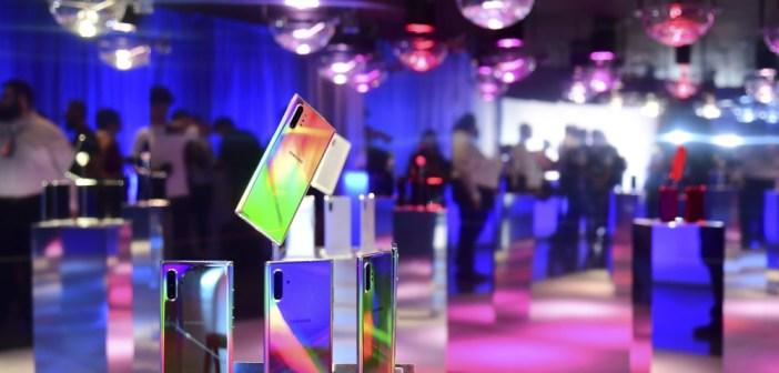 Pilk peale: Samsung Galaxy Note 10 (+) – vlogijatele loodud lipulaevnuhvel