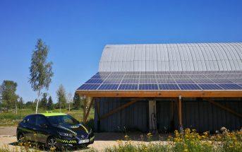 elektritakso solar energy