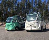 Kadrioru trammipeatusest Kumusse saab nüüdsest isejuhtiva bussiga
