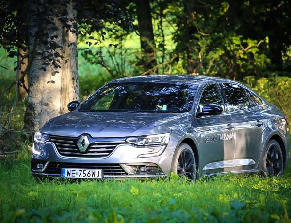 Istmesoojendus: mobiilsed kiiruskaamerad, rohepesu ja Renault Talisman