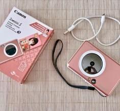 Canon Zoemini S kiirpildikaamera: vahva vidin, mille jaoks peab kannatust olema