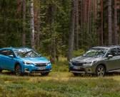 Subaru Forester ja XV e-Boxer: mis linnamaasturitest te ometi räägite!?