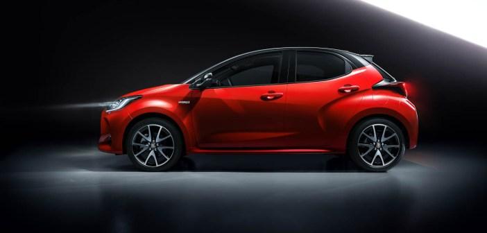Otse maailma esmaesitluselt: selline on 4. põlvkonna Toyota Yaris