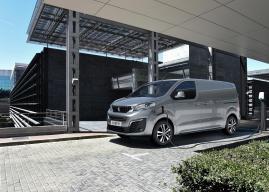 Peugeot elektrifitseerib oma tarbesõidukid: kolmas tulija on e-Expert