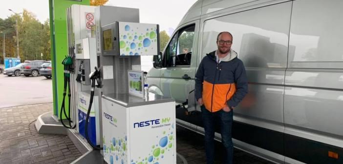 Eksperiment: kas Neste MY 100% jäätmetest valmistatud diislikütus on nii hea kui lubatakse?