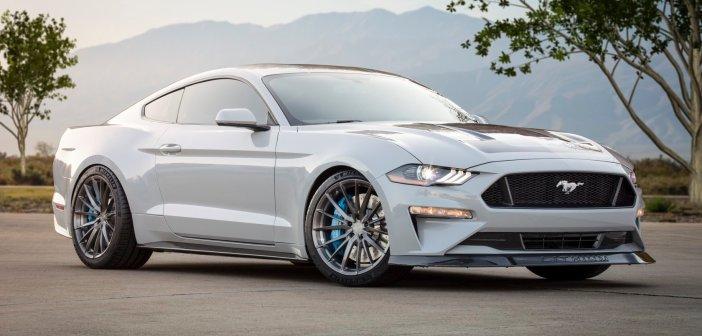 Mustang Mach-E esitluse eel näitas Ford 888 hj Mustang Lithiumi e-sportautot