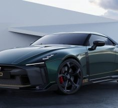 Nissan GT-R50 by Italdesign: taas üks pöörane iludus, mida ka miljoni eest ei saa