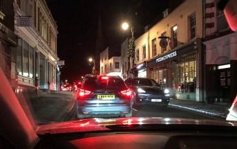 vasakpoolsest liiklusest london