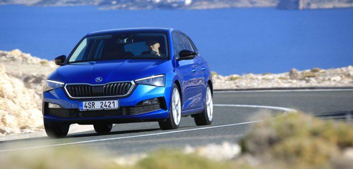 Škoda Scala: peaaegu perfektselt skaleeritud