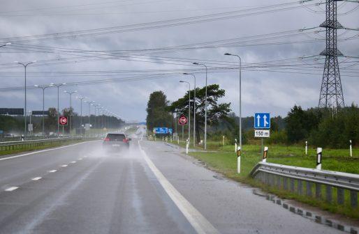 kui lai peaks olema 2+1 või 2+2 tee Eestis