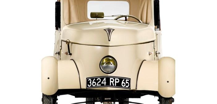 Põnev autoajalugu: Peugeot`esimene elektriauto toodeti 1941. aastal