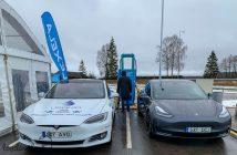 elektriautosid