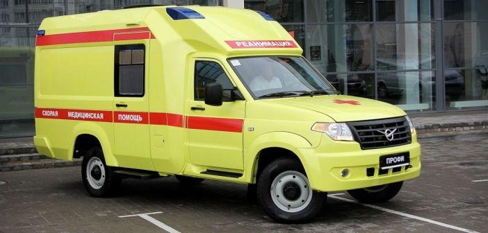 UAZ alustas koroonapandeemiaga võitlemiseks reanimobiilide tootmist